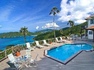 Cinnamon Bay Estate - Overlooks Cinnamon Bay Beach - Saint John vacation rentals