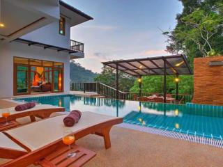 Patong Hill Estate 7 Bedroom sleeps up to 16 adult - Patong vacation rentals