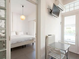 Acropolis charming apt with large balcony. - Athens vacation rentals