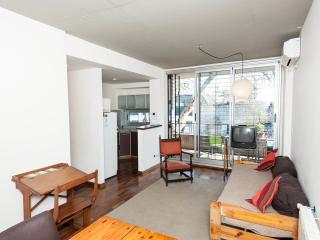 (I)1 bedroom sunny new apartment.Balcony and pati0 - Buenos Aires vacation rentals