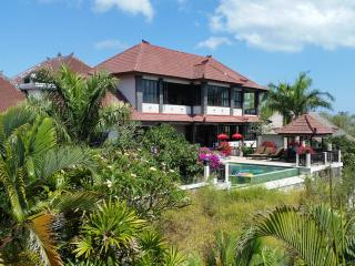 Huge 5/6 bed spa villa - G8 views/ b'fast+BBQ incl - Jimbaran vacation rentals