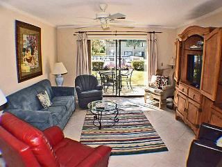 Surf Court 71 - 2 bedroom Ground Floor Entry Townhouse - Hilton Head vacation rentals
