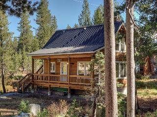 Blissful Seclusion at a 2BR Soda Springs Cottage– Views of Castle Peak - Soda Springs vacation rentals