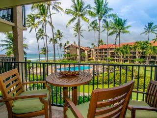 Highly upgraded Ocean View Studio with Cold Air Conditioning Sleeps 4 - Lahaina vacation rentals