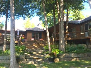 Spacious, Modern & Private Lakefront Cottage - Kawartha Lakes vacation rentals