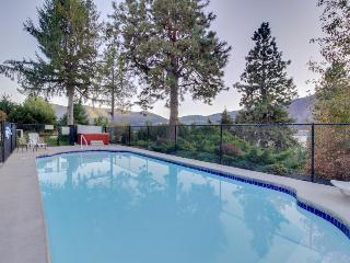 Lakefront home w/ private hot tub, seasonal private pool, & game room! - Manson vacation rentals