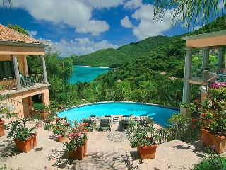 Villa Coco de Mer Peter Bay Majestic Beach Views - Virgin Islands National Park vacation rentals