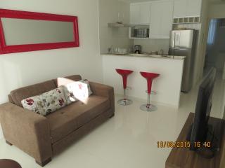 Romantic 1 bedroom Angra Dos Reis Condo with A/C - Angra Dos Reis vacation rentals