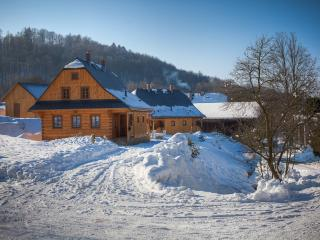 Idyllic Log Cabins - Roubenky pod oborou - Loucna nad Desnou vacation rentals
