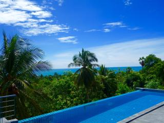 Luxury Sea View Pool Villa Philippa + car - Laem Set vacation rentals
