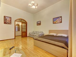 SutkiPeterburg Apartment on Nevsky near the subway - Saint Petersburg vacation rentals