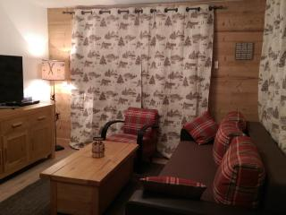 Fantastic accommodation in the heart of La Tania next to the piste & restaurants - La Tania vacation rentals