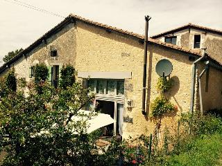 Lovely little barn conversion in gorgeous village - Bouteilles-Saint-Sebastien vacation rentals