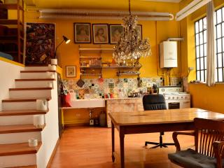 Urban style apt with garden and wi/fi - Milan vacation rentals