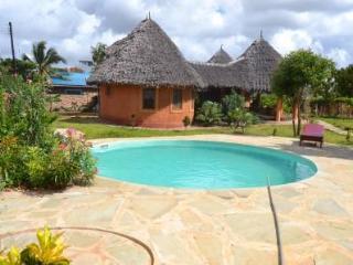 Villa Mbizo uniquely build  Swahili / Masai style - Diani vacation rentals