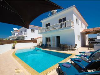 Luxurious villa, private pool, wifi, sea views - Ayia Napa vacation rentals