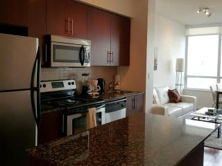 2  Bedroom Stylish Downtown Condo next to harbour - Toronto vacation rentals