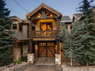 Resortside 4-Bedroom Park City Base Area Townhome - Park City vacation rentals