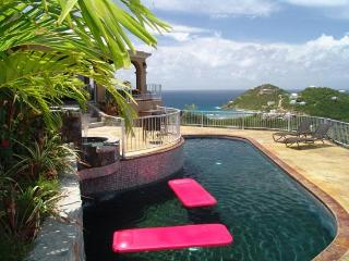 "Bongo Bongo-40""pool 75"" deck/great sunsets 10% off - Virgin Islands National Park vacation rentals"
