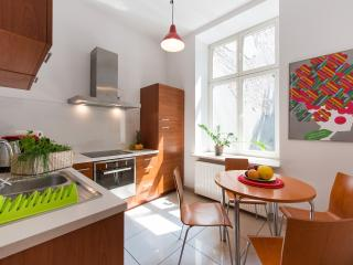 HomeAbroad - K6 - Spacious and comfortable - Krakow vacation rentals
