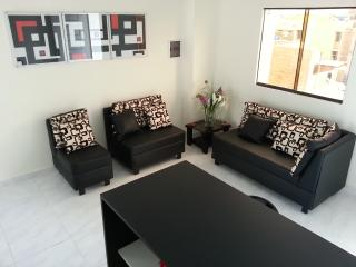 Short Stay Apartment for rent Chiclayo (furnished) - Chiclayo vacation rentals