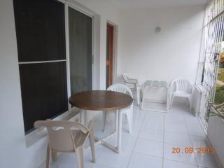 Beautiful 1 bedroom Costambar Condo with A/C - Costambar vacation rentals