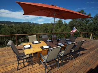 Perfect House with Deck and Internet Access - Cloverdale vacation rentals