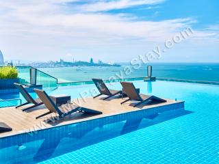 1 bedroom Condo with Internet Access in Pattaya - Pattaya vacation rentals