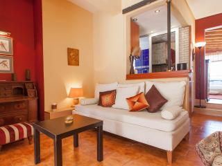 Central Athens terrace apartment with spectacular view! - Athens vacation rentals