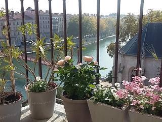 La passerelle Saint Georges / Stunning view - Lyon vacation rentals