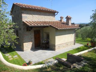 Selva degli Ulivi romantic house - Foiano Della Chiana vacation rentals