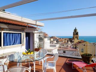 La Perla with terrace and sea view - Amalfi vacation rentals