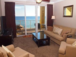 Beautiful; 3 Bedroom Condo- Directly On the beach! - Panama City Beach vacation rentals