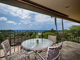 KBV 304 Top Floor Condo: Huge Oceanview, Elevators, Beach Walking Distance! - Kailua-Kona vacation rentals