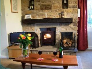 Comfortable Cottage with Television and DVD Player - Arkholme vacation rentals