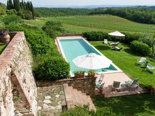Gorgeous Siena Villa rental with Fitness Room - Siena vacation rentals