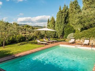 Gorgeous Chianti Villa rental with Television - Chianti vacation rentals