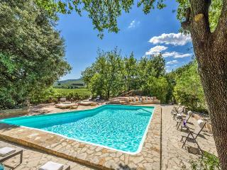 Allegra, Sleeps 8 - Sovicille vacation rentals