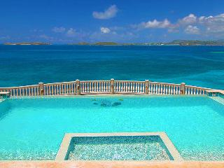Villa Rhapsody StJohn - Overlooking the Caribbean - Virgin Islands National Park vacation rentals