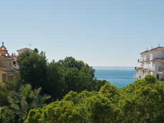 Beachfront Penthouse,sea & mountain views. WiFi - Puerto José Banús vacation rentals