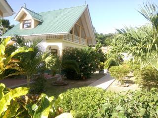 Chalets d'Anse Réunion - 2 / 6 pers - La Passe vacation rentals
