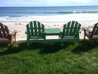 Beach front Cottage on Private Moody Beach - Wells vacation rentals
