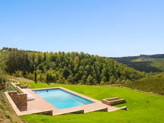 Charming Villa with Internet Access and DVD Player - Gaiole in Chianti vacation rentals