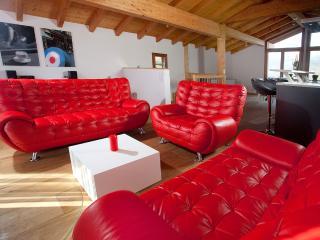 Perfect 5 bedroom Villa in Saas-Fee - Saas-Fee vacation rentals