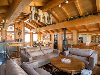 Perfect 3 bedroom Villa in Saas-Fee with Stereo - Saas-Fee vacation rentals