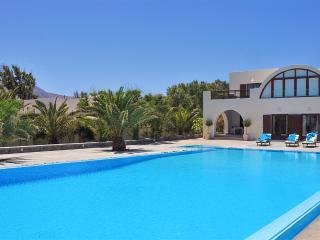 Santorini Beach Villa, Sleeps 6 - Mesaria vacation rentals