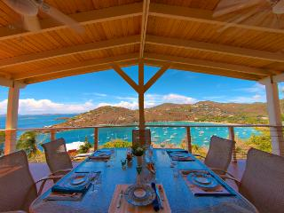 Morgan Point-3 bedrooms -Sunsets-All AC-large pool-Great location and views! - Virgin Islands National Park vacation rentals
