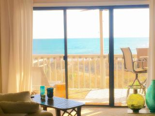 Stylish Oceanfront Retreat -- Quiet location - Carolina Beach vacation rentals