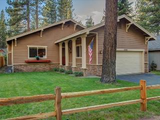 Alpine Haus – Spacious Open Floor Plan, 4 Bedrooms, Fireplace, Wifi, Grill, Spa - South Lake Tahoe vacation rentals