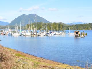 Two Story, 2 Bedroom 2 Bath Apt with Large Patio - Tofino vacation rentals